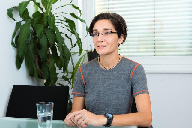 Im Gespräch: Die Grüne-Spitzenkandidatin Julia Ghahramani über Innerparteiliches, Gleichberechtigung und die Flüchtlingsproblematik.