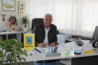 Der Althofner Bürgermeister Alexander Benedikt