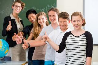 Zu den Kriterien zählt unter anderem auch, dass ein Pädagoge seine Schüler für ein Projekt begeistern kann.