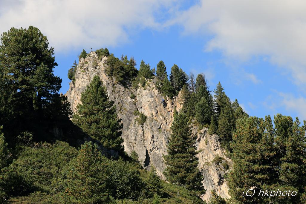 Klettersteig Mayrhofen : Klettersteig am penken schwaz