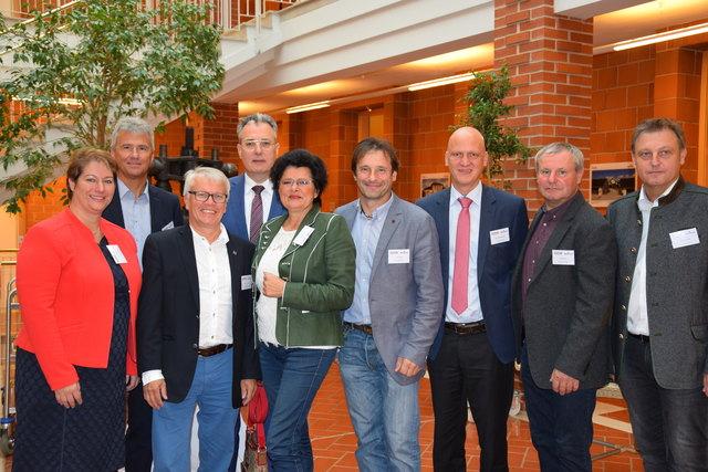 Brgermeister-Treffen bei Tondach Gleinsttten - Leibnitz