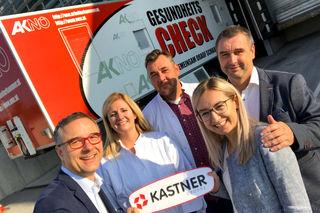 Christof Kastner, Claudia Adam, Wolfgang Hofecker, Christina Draxler MA, Mag. Herwig Gruber