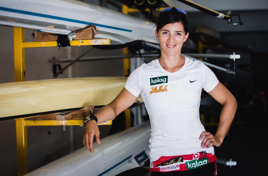 Magdalena Lobnig hat vor kurzem als erste Österreicherin den Gesamtweltcup gewonnen