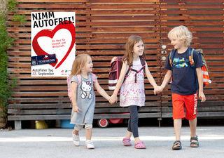 12 Osttiroler Gemeinden beteiligen sich dieses Jahr an der Europäischen Mobilitätswoche.