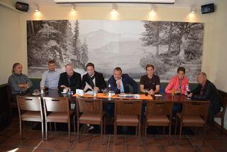 Die Osttiroler FPÖ präsentierte ihre Kandidaten für die bevorstehenden Nationalratswahlen.