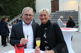 Viking-GF Josef Keller und seine Christine
