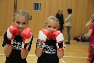 """Im Kampfsportverein """"Novo Athletics"""" werden Olympiaboxer ausgebildet."""