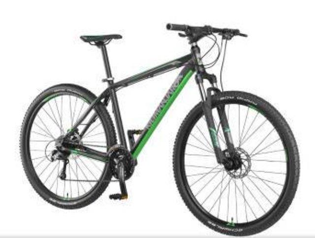 Dieses Mountainbike wurde in der Kasper-Schwarz-Straße gestohlen.