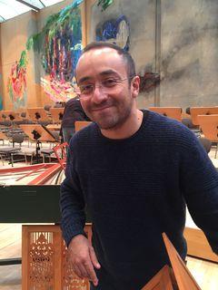 Das ist der neue Chefdirigent: Riccardo Minasi
