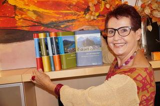 Heidelinde Kahlhammer führte über 40 Interviews mit Pongauer Zeitzeugen und verschriftlichte die Interviews aller anderen Bezirke.