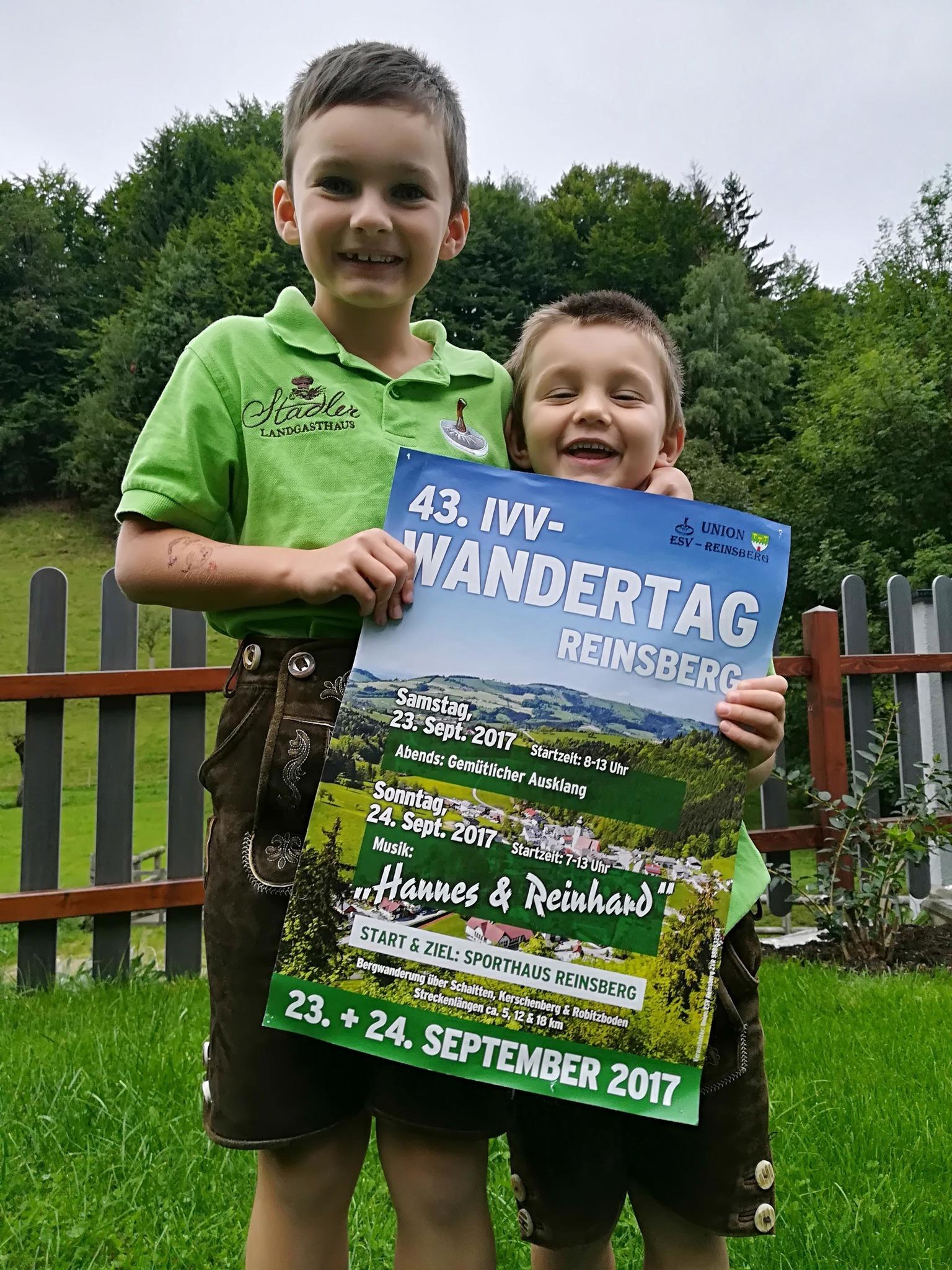 43 Ivv Wandertag Steigt In Reinsberg Scheibbs