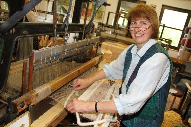 Regina Strunz wird als Kommerzialrätin ausgezeichnet.