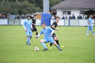 Union Leonding vergab einen 2:0-Vorsprung gegen eine am Boden liegende Mannschaft aus Wilhering.