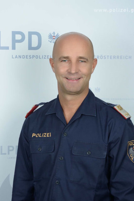 Kriminalist Eilenberger: gute Aufkärungsquote.