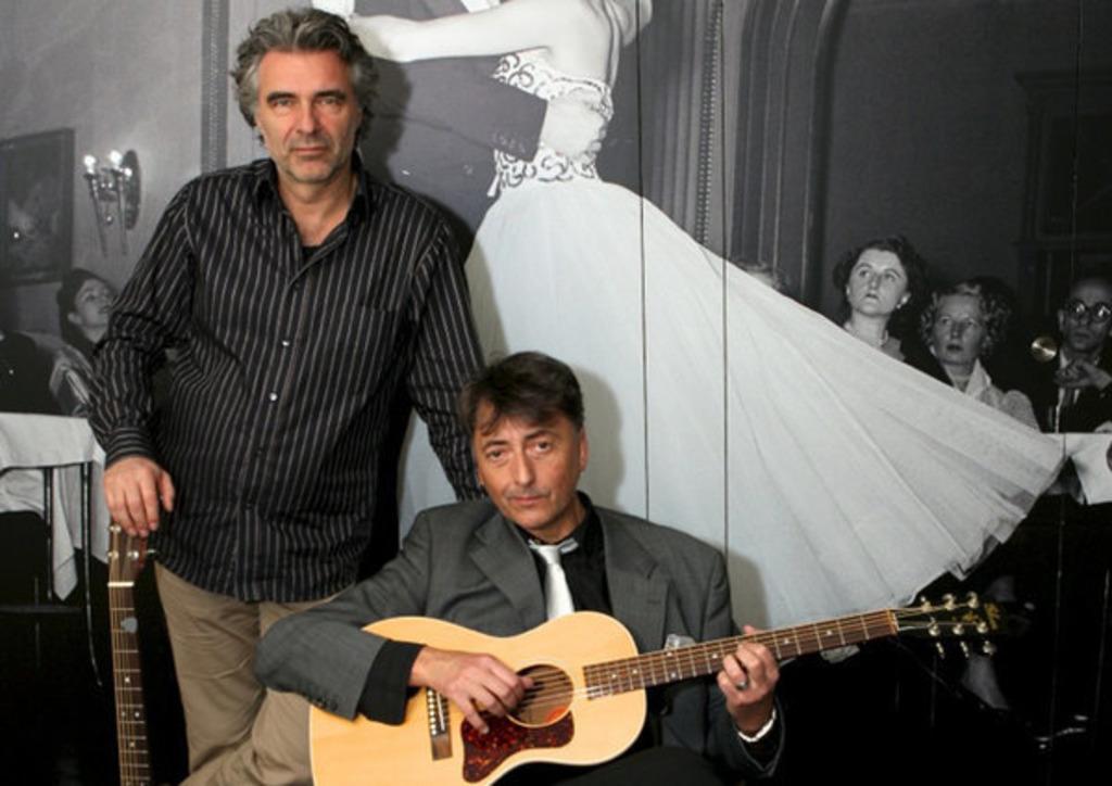 Andy Baum und Günter Mokesch prägten Austro-Pop.