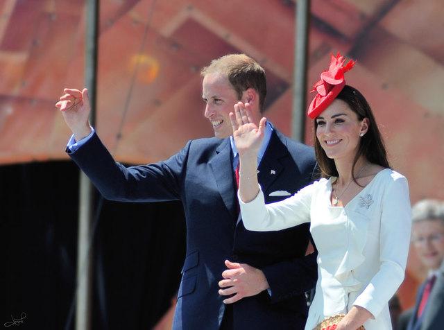 Kate MIddleton: Wie geht es Prinzessin Charlotte?