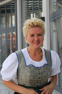 Sandra Wassermann will u. a. Stadion besser auslasten