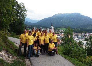 Fußwallfahrt nach Mariazell.