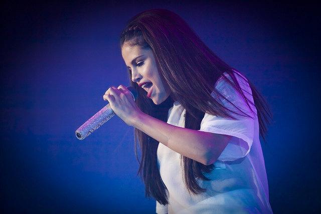 Selena Gomez war auf einem Konzert von The Weeknd