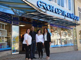 Nach der Renovierung empfangen Markus Groh und seine Mitarbeiterinnen in Gleisdorf heute alle Kunden mit Brötchen, Sekt und einer -20% Rabattaktion.