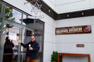 Bierbraumeister Reinhold Barta will Verantwortung abgeben. Er sucht nach einem kompetenten Partner.