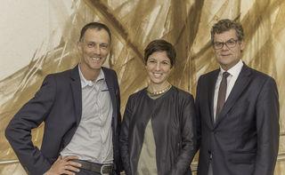 Rektorat KPH-Edith Stein / Elmar Fiechter-Alber, Regina Brandl, Peter Trojer / 19.09.2018 / Diözese Innsbruck/Vanessa Weingartner-Rachlé