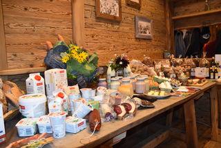 """Die """"Lungauer Speis"""" - zeigt Lebensmittel aus dem Lungau"""