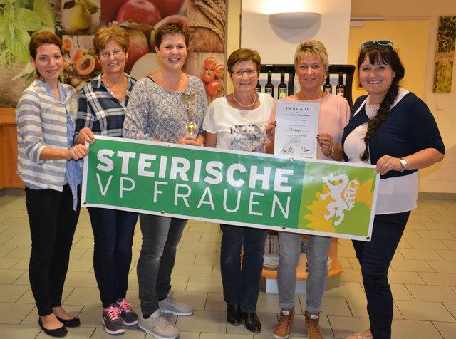 VP Frauen Bezirk Leibnitz: Treffen der Ortsleiterinnen und