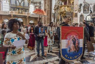 Sonntag der Völker / Dom St. Jakob / Innsbruck / 24.09.2017 / @Vanessa Weingartner-Rachlé/Diözese Innsbruck