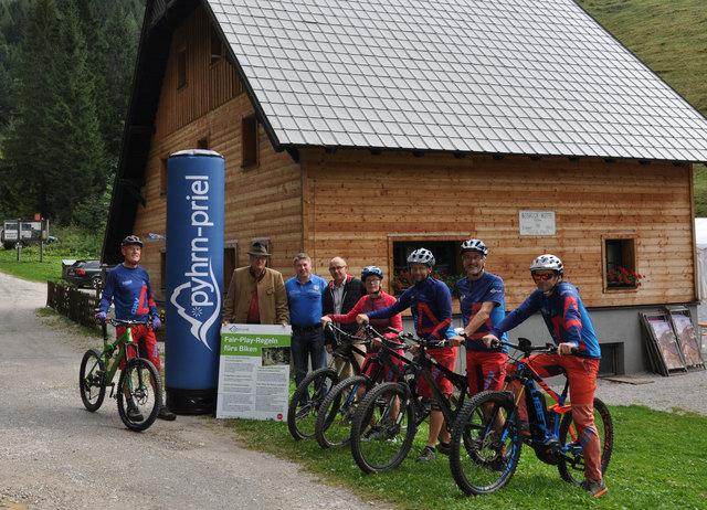 Single Trail auf der Wurzeralm - Spital am Pyhrn - Bergfex