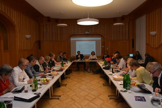 Die öffentliche Gemeinderatssitzung am 25. September behandelte rund 29 Punkte in der Tagesordnung.
