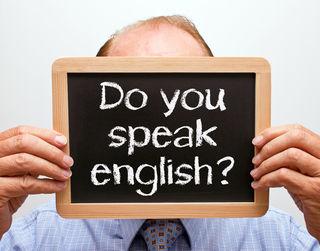 Englisch zu lernen ist nie zu spät.