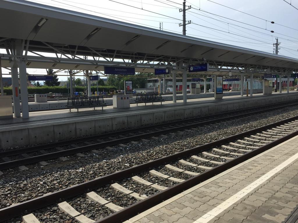 Amstettner Pendler Aufgepasst öbb ändern Den Fahrplan