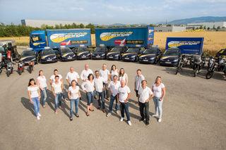 Mitmachen & gewinnen: Steininger sucht gemeinsam mit der BezirksRundschau den beliebtesten Fahrlehrer des Teams.