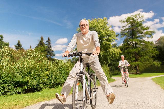 Radfahren in Salzburg Stadt Thema auf meinbezirk.at