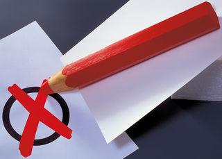 Als erstes Wahllokal im Bezirk schloss Loretto um 12 Uhr, die letzten Stimmen werden aus Rust kommen, wo bis 17 Uhr gewählt werden konnte.
