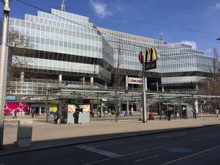 Bietet sich als idealer Standort an: Das Primärversorgungszentrum soll im Franz-Josefs-Bahnhof untergebracht werden.