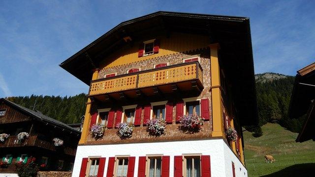wunderschöne Altbauten