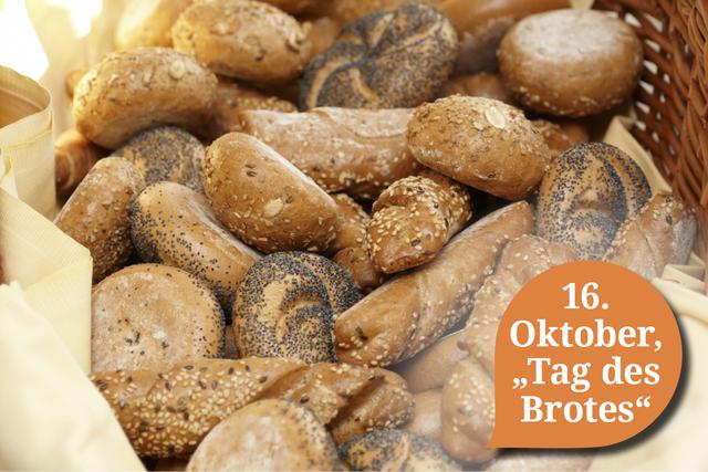 Gewinnen Sie mit den Bezirksblättern Brotgutscheine im Wert von jeweils 10,- Euro für Ihren lokalen Bäcker.