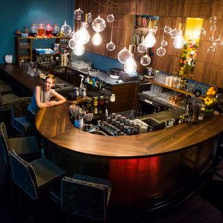Sigrig Schrot: Barchefin, erste Falstaff-Rookie-Siegerin und heute eine der weltbesten Barkeeperinnen.