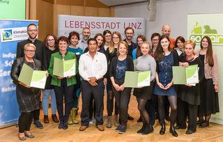 """Im Rahmen des """"So:Fair Award"""" stand auch die Stadt Weiz im Mittelpunkt."""