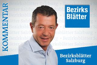 Bezirksblätter-Geschäftsführer Michael Kretz