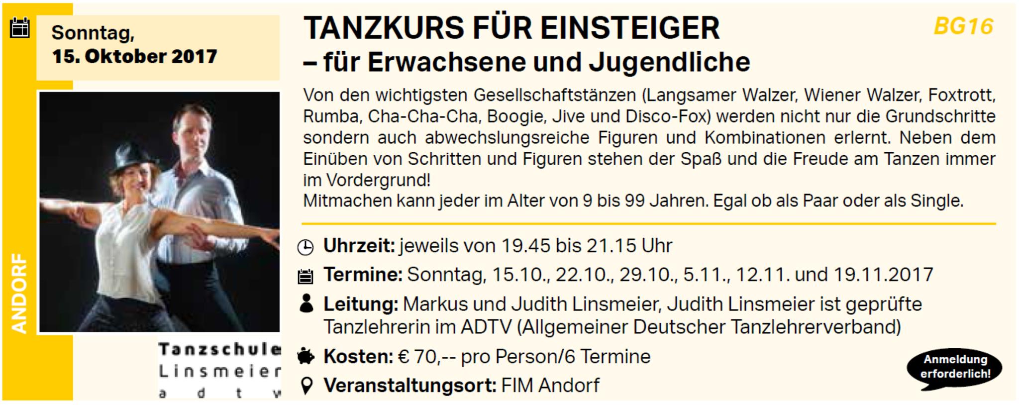 Andorf Urlaub in Obersterreich, Tourismus in