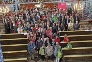 Die Katholische Frauenbewegung Österreichs feierte bereits im Sommer in Maria Plain. In Innsbruck ist der Festakt am kommenden Freitag.