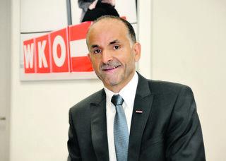 Dietmar Wolfsegger ist Leiter der Wirtschaftskammer Freistadt.