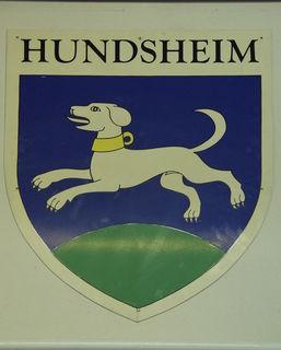 Hundsheimer Wappen ;-)