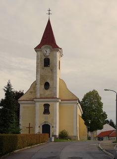 Die Hundsheimer Kirche