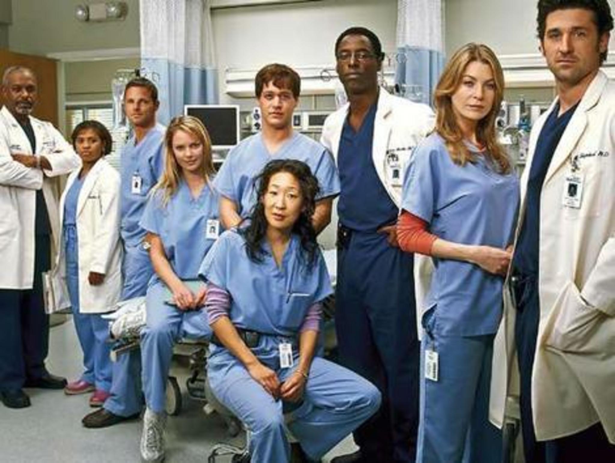 Grey Anatomy Schauspieler