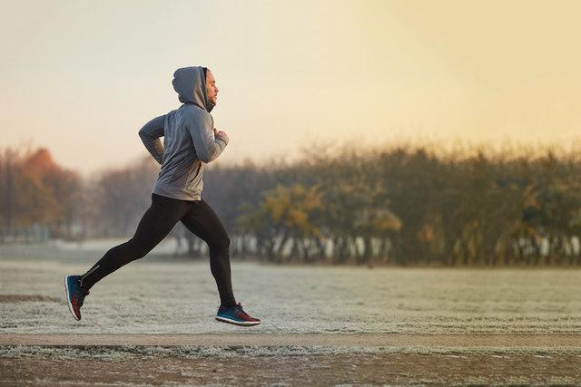 Mit Sport kann man der Depression entkommen.