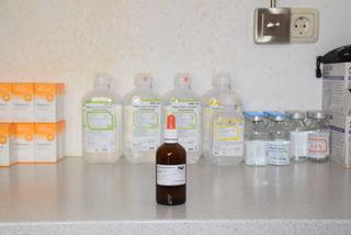So schaut ein Flascherl Methadon aus - Kosten 10 €.